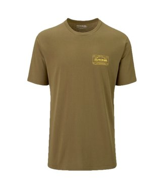 Dakine Peak to Peak T-Shirt Dark Olive