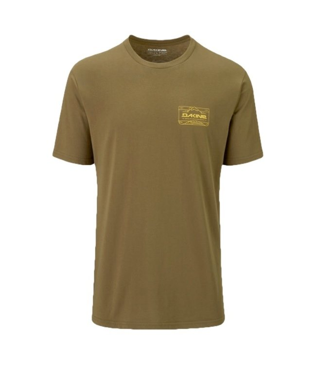 Dakine Peak to Peak T-Shirt Dark Olive