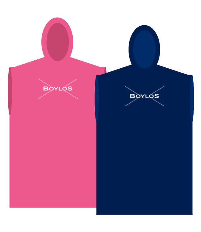 Boylo's Boylo's Hooded Towel Robe Kids
