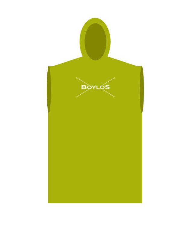 Boylo's Boylo's Hooded Towel Robe Seagrass Green