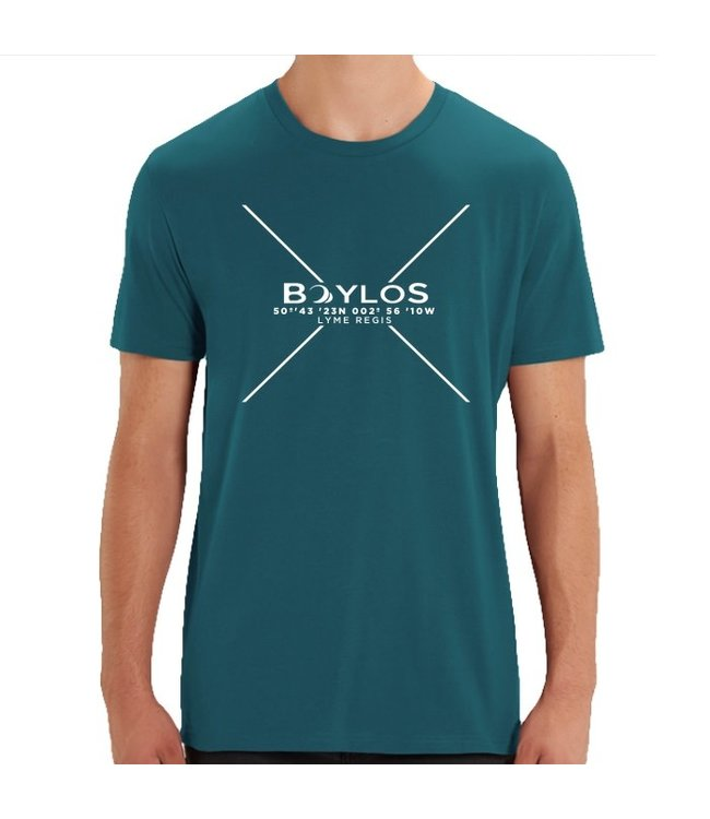 Boylo's Mens X Co-ord T-Shirt - Stargazer