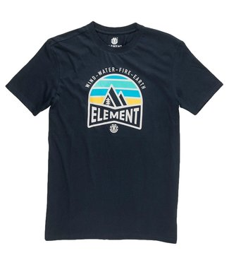 Element Tagor T-Shirt Eclipse Navy