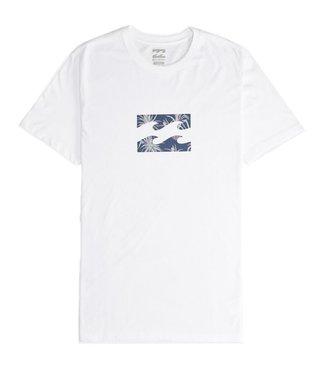 Billabong Team Wave T-Shirt White
