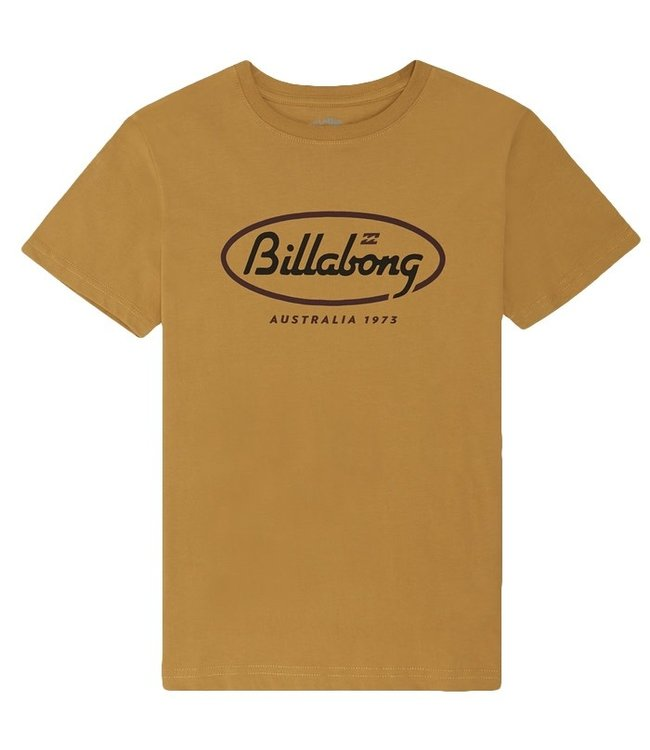 Billabong State Beach T-Shirt Gold