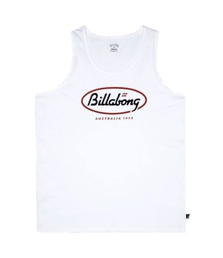 Billabong State Beach Tank White