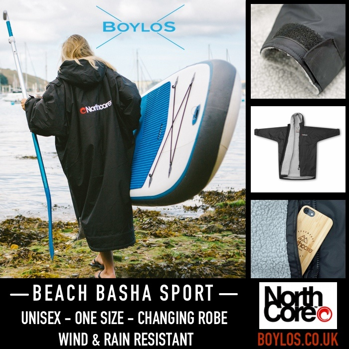 The Northcore Beach Basha Sport- The Ultimate Changing Robe!