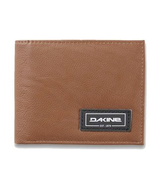 Dakine Riggs Coin Wallet Brown