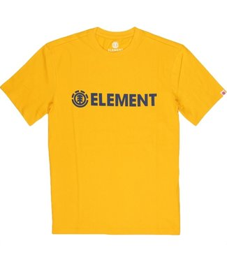 Element Blazin T-Shirt Gold