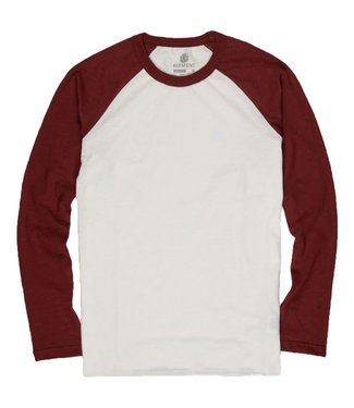 Element Blunt L/S tshirt Port