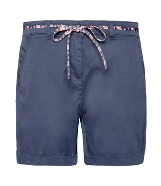 Protest Pecan Shorts Ground Blue