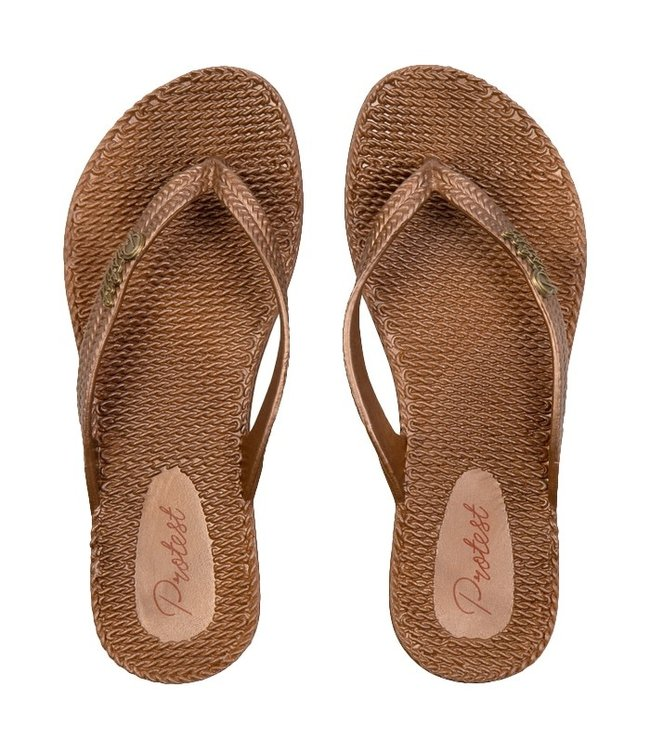 Protest Stampy 20 Flip Flops Copper Coin