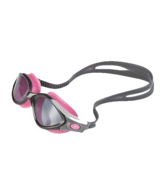 Speedo Futura Biofuse Adult Female Goggles - Pink Smoke