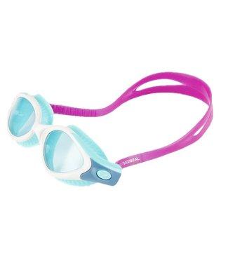 Speedo Futura Biofuse Adult Female Goggles - Purple Blue