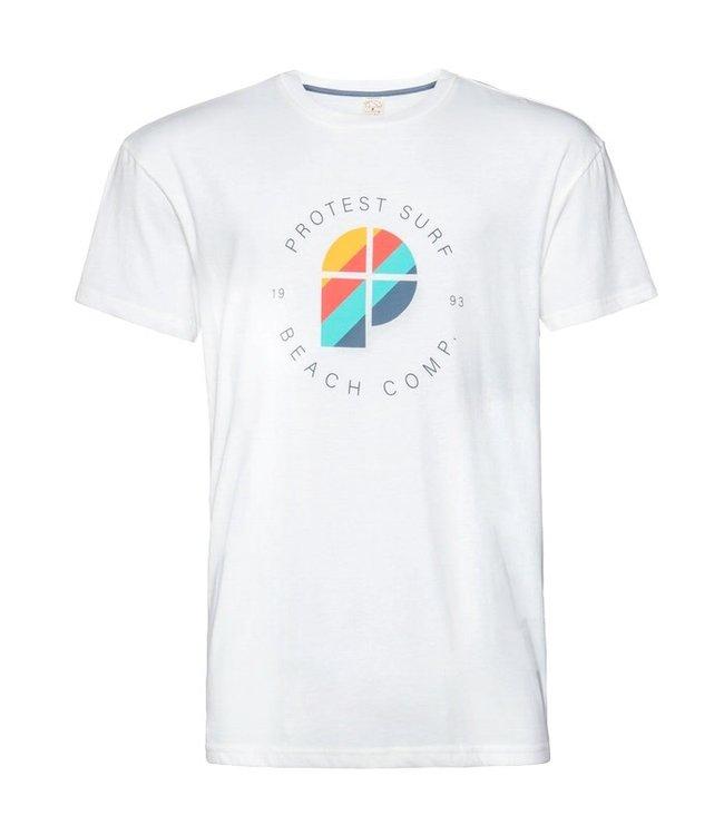 Protest Pro T-Shirt Seashell