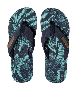 Protest Dunster Flip Flops Ground Blue