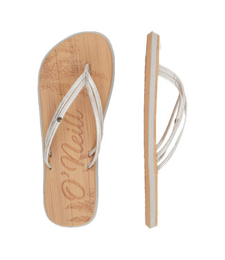 O'Neill Clothing Ditsy Flip Flops Micro Chip
