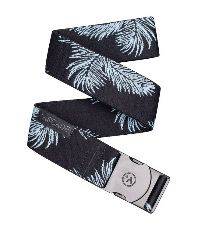 Arcade Adventure Ranger Belt Blue/Palms