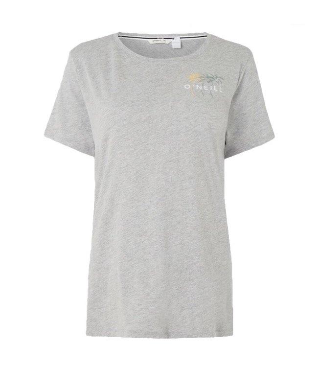 O'Neill Clothing Doran Top Silver Melee