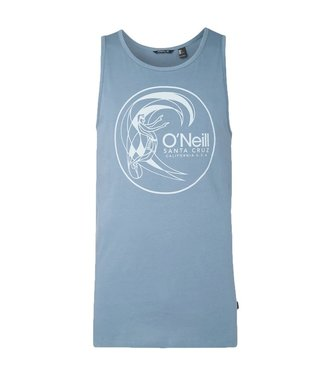 O'Neill Clothing O'riginals Tank T-Shirt Walton Blue