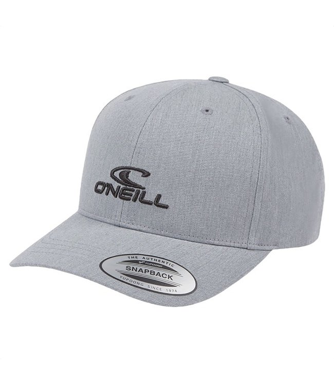 O'Neill Clothing Wave Cap Silver