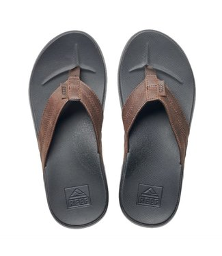 Reef Cushion Bounce Phantom Flip Flops Black/Brown