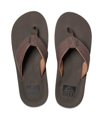 Reef Twinpin Lux Flip Flops Brown