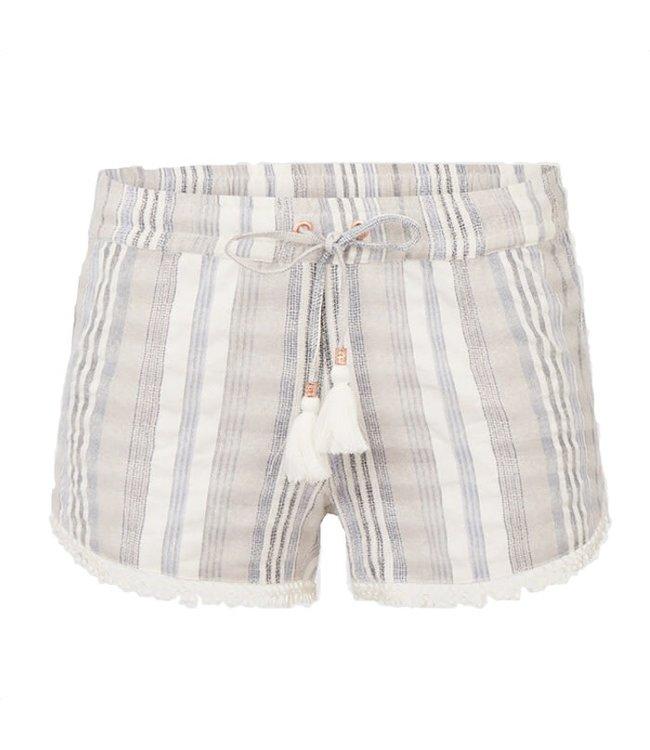 O'Neill Clothing Pebble Beach Shorts White AOP