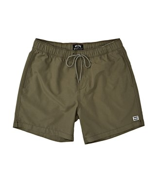 Billabong All Day Layback Boardies Light Military