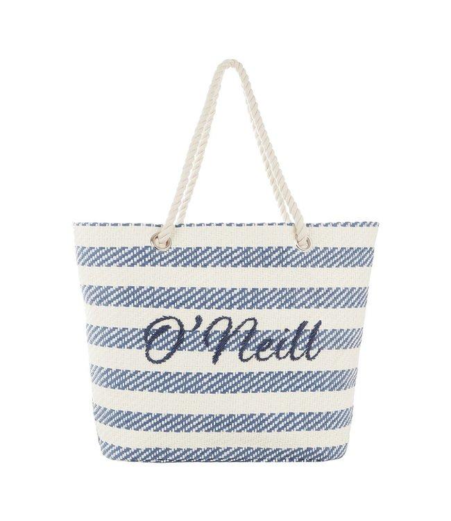 O'Neill Clothing Beach Bag Straw Blue