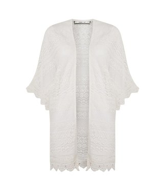 O'Neill Clothing Mariposa Cover Up Powder White