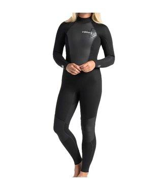 C-Skins Womens Element 3/2mm Full Wetsuit Black