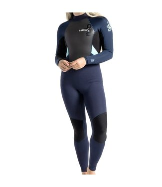 C-Skins Womens Element 3/2mm Full Wetsuit
