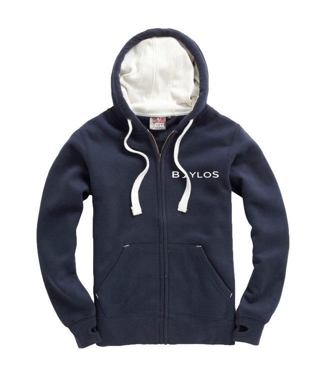 Boylo's Boylo's Premium X Co-ord Zip Hoody Navy