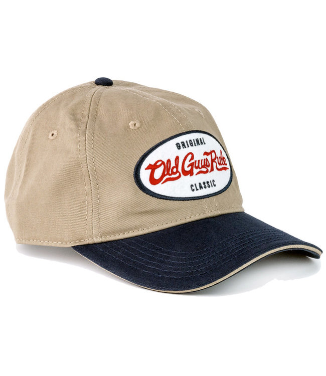 Old Guys Rule Original Classic Cap