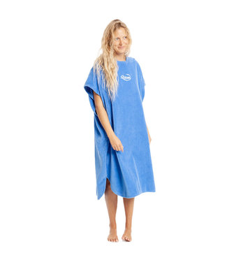 Robie Robes Robie Robe Changing Towel Medium Blue