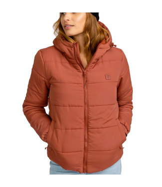Billabong Transport Puffer 2 Jacket Chestnut