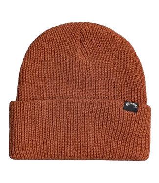 Billabong Arch Beanie Hat Auburn