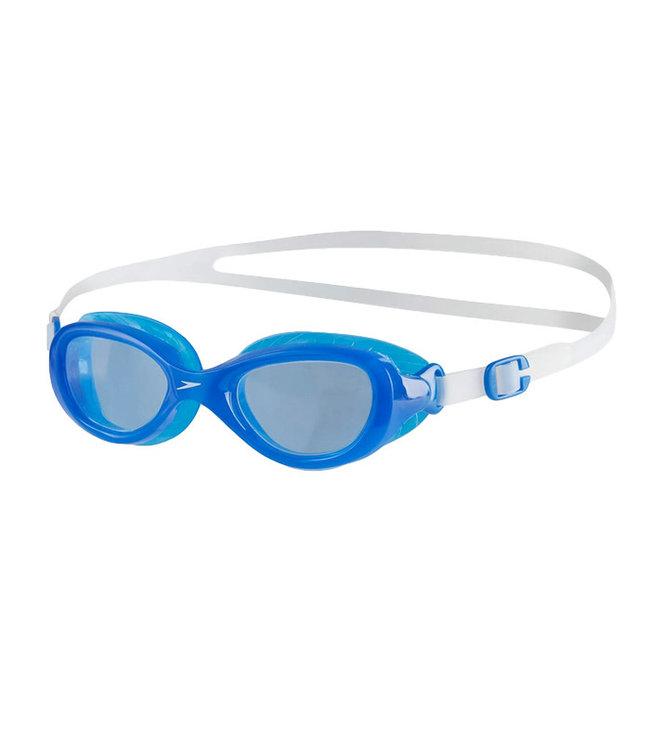 Speedo Futura Biofuse Junior Goggles - Clear Blue