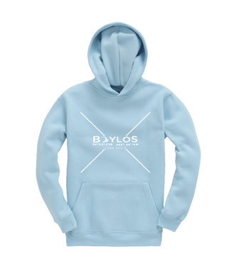Boylo's Kids Boylo's Premium X Co-ord Hoody Powder Blue