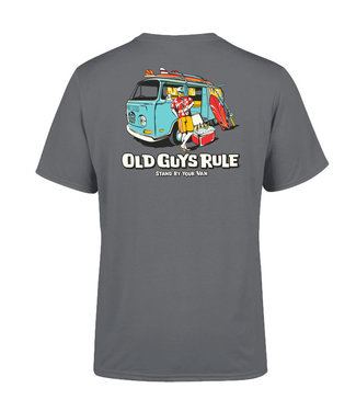 Old Guys Rule Stand By Your Van II