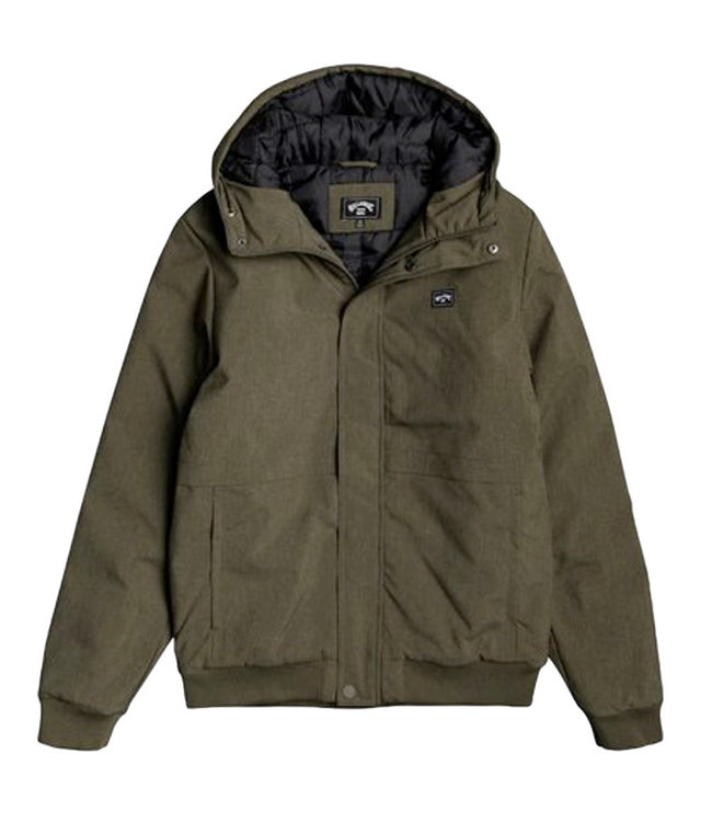 Billabong All Day Jacket Military Heather