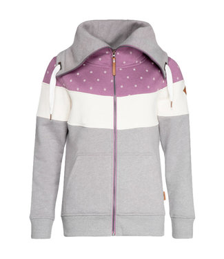 Protest Shine Zip Hoody Very Grape