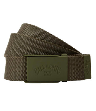 Billabong Cog Belt Military