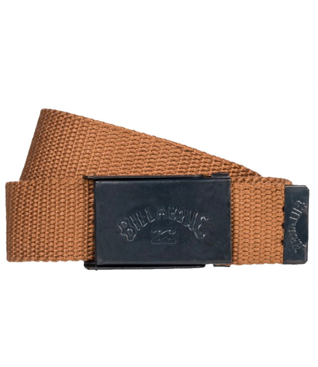 Billabong Cog Belt Rustic Brown