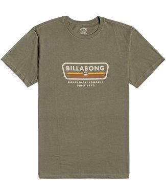 Billabong Badge T-Shirt Military