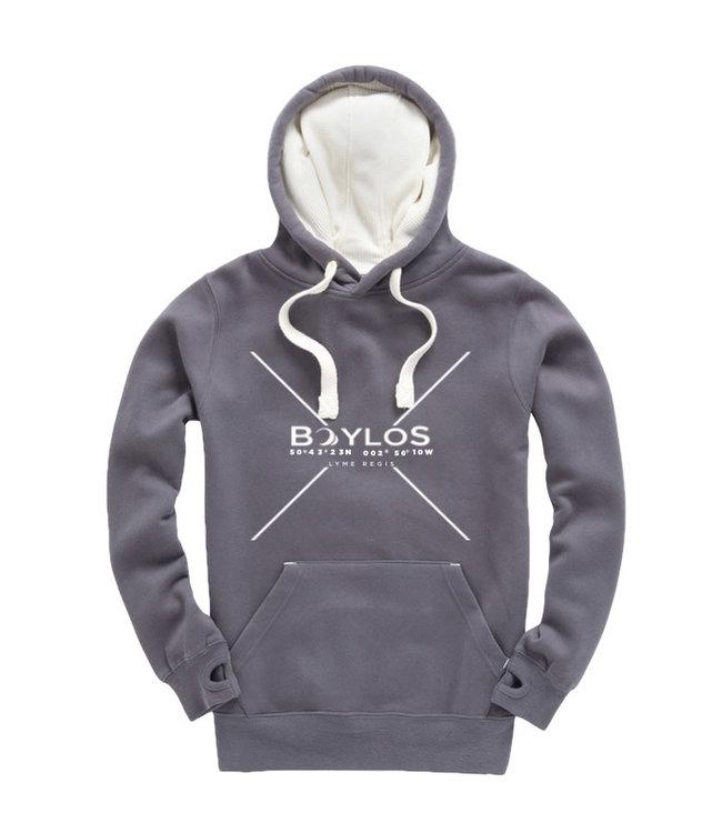 Boylo's Mens Boylo's Premium X Co-ord Hoody Denim