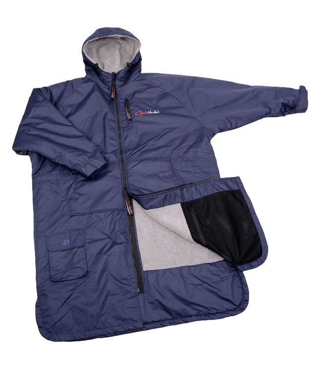 Charlie McLeod Charlie McLeod Eco L/S Sports Cloak - Navy Grey