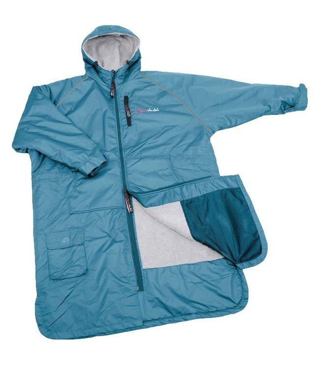 Charlie McLeod Charlie McLeod Eco L/S Sports Cloak - Turquoise