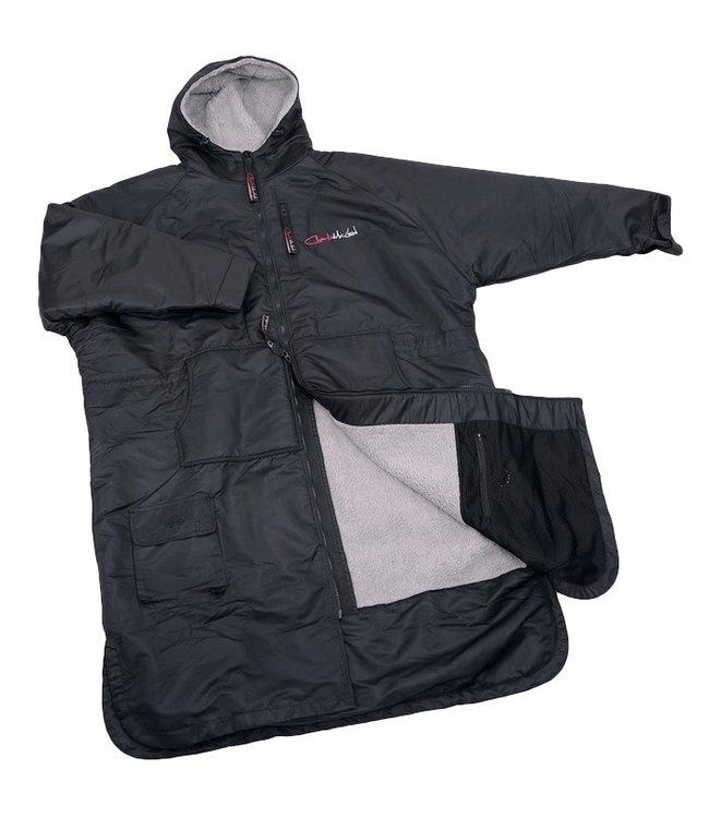 Charlie McLeod Charlie McLeod Original L/S Sports Cloak - Black Grey