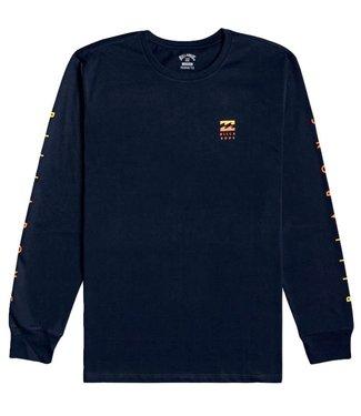 Billabong Unity L/S T-Shirt Navy